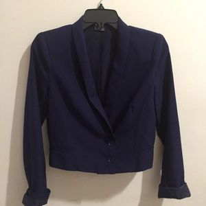 Urban outfitters sparkle and fade blazer